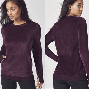 Fabletics   Liane Pullover Long Sleeve Sweater